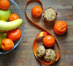 Овесено-портокалови сладки