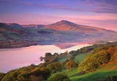 Bala Lake and the Arans Pembrokeshire Coast Path, Shell Island, Dragon's Teeth, Aberystwyth, Brecon Beacons, Table Mountain, Welsh, Origins, Fathers