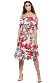 c81c34180e You searched for ruffles - The Vanca Skater Style Dress