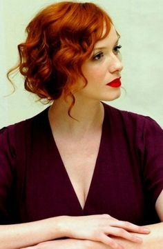 How to Create a Fake-Bob Hairstyle — How to be a Redhead