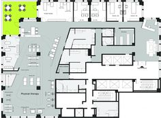Pictures - Manhattan Physical Therapy Center - Lower Level Floor Plan - Architizer
