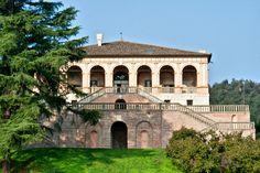 Villa dei Vescovi in Luvigliano (Colli Euganei)