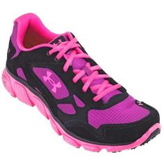 Under Armour Shoes: Women's 1246615 577 Pink Off Road Athletic Trail Shoes