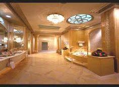 BIG bathroom:)