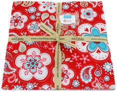Twice as Nice Layer Cake from Missouri Star Quilt Co. Love this fabric!
