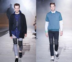 (5) DISCOVERED - Mercedes-Benz Fashion Week Tokyo: Japan Fashion Week: Denim & Jeanswear 2013-2014 Fall Winter Mens Runways I