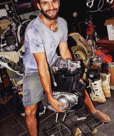 #entrophymotorbike #caferace #custom #motos