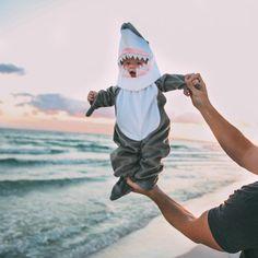In honor of Shark Week .. Regram from @davidavidavid of our little baby shark on…