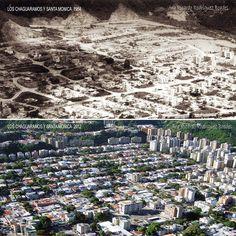 Los Chaguaramos y Santa Monica 1954-2014