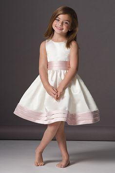 Seahorse Dress 46248   Watters.com Flower girl dress