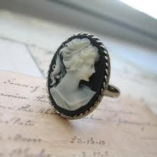 My Grandfather bought this ring for my Grandmother in Italy during WWII-I cherish it everyday.