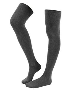 WowFoot Women Cotton Over-The-Knee Thigh High Socks Girls... https://www.amazon.com/dp/B01MFBJEQW/ref=cm_sw_r_pi_dp_x_n.4Zyb1TTA671