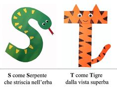 What is there to like when learning a foreign language? Imagine that you are learning the Italian language right at your own living room. Considering the numerous simple methods of learning Italian today, would you rather sit in your Alphabet Crafts, Alphabet For Kids, Alphabet Book, Letter A Crafts, Portuguese Language, Italian Language, Italian Alphabet, How To Speak Italian, Learn Portuguese