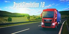 TruckSimulation 16 v1.2.0.7018 - Frenzy ANDROID - games and aplications
