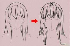 Hair detailing