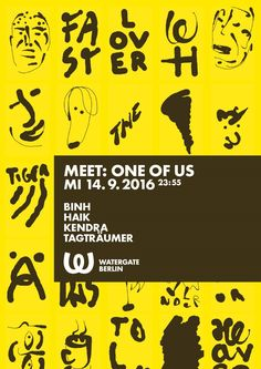 RA: Meet: One of us, Berlin