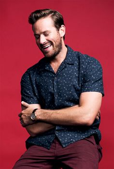 Armie Hammer photographed by Macey J. Armie Hammer, Evolution Of Fashion, Bear Men, Cartoon Tv, Poses, Fine Men, Mans World, Best Model, Attractive Men
