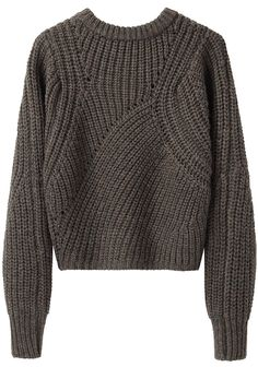 Isabel Marant Tifen Cropped Pullover