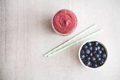 My Signature Blueberry Smoothie (dairy-free, sugar-free) | Liezl Jayne