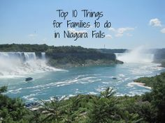 Top 10 Things for Families to do in Niagara Falls - niagara on the lake and skyline tower