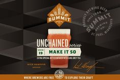 mybeerbuzz.com - Bringing Good Beers & Good People Together...: Summit Unchained Series # 19 - Make It So ESB w/Ea...