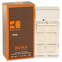 Boss Orange by Hugo Boss Eau De Toilette Spray 1.4 oz (Men)