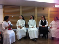 Dominican Nuns from OL Queen of Peace Convent in Squamish, BC