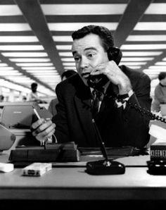 Jack Lemmon - The Apartment (Billy Wilder, 1960)