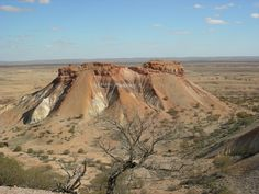 The Painted Desert SA a fragile and beautiful area Adelaide South Australia, Painted Desert, Monument Valley, Grand Canyon, Places To Go, Deserts, Wildlife, Landscape, Travel