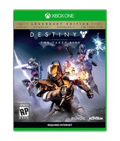Destiny: The Taken King - Legendary Edition - Xbox One Brand New