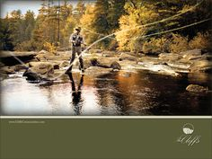 Fly fishing!