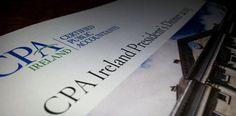 Remarks at CPA Ireland President's Dinner. September 2013, Press Release, Presidents, Ireland, Dinner, News, Dining, Food Dinners, Irish