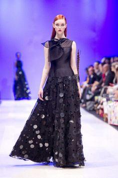David Dixon at Toronto Fashion Week 2012 (Carlos Osorio/TORONTO STAR)