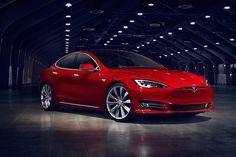 best electric cars  tesla model s