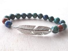 Mens Native American Jewelry American Indian Jewelry by XtraClaire