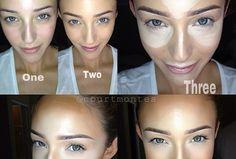 Face Contouring Tricks