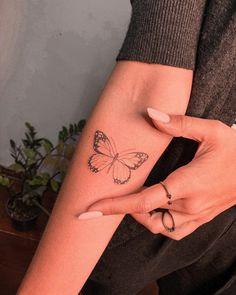 Dainty Tattoos, Dope Tattoos, Dream Tattoos, Pretty Tattoos, Body Art Tattoos, Small Tattoos, Tatoos, Tattoo Me, Back Arm Tattoos