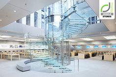 MOBILE STORES! Apple store by Bohlin Cywinski Jackson, New York City