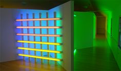 Casting a Light on the Dan Flavin Institute in the Hamptons