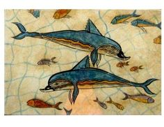 dolphins ancient greece - Google Search