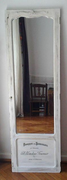 Espejo antiguo - Varios - Casa - 796395