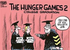 The Hunger Games: College Edition.