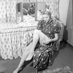 Liquid Stockings, 1941