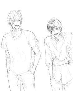 Fish Drawings, Anime Drawings Sketches, Anime Sketch, Manga Drawing, Lineart Anime, Fish Sketch, Really Cool Drawings, Banana Art, Drawn Art