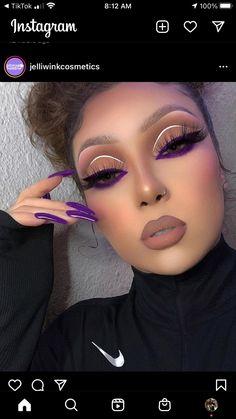 Dope Makeup, Star Makeup, Eye Makeup Art, Eyeshadow Makeup, Beautiful Eye Makeup, Pretty Makeup, Gold Makeup Looks, Makeup Pictorial, Eye Makeup Designs
