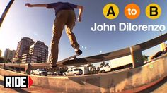 """John Dilorenzo Skates West Palm Beach, FL - A to B - http://DAILYSKATETUBE.COM/john-dilorenzo-skates-west-palm-beach-fl-a-to-b/ - http://www.youtube.com/watch?v=IZyUFELay8w&feature=youtube_gdata A RIDE Channel exclusive series documenting a skateboarder's journey from A to B. Film/Edit: Mikey Glover Music : Amerikan Bear """"The Messenger"""" www.facebook.com/amerikanbear SUBSCRIBE to... - beach, dilorenzo, john, palm, skates, west"""