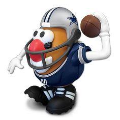 Jugador de futbol americano de los Dallas Cowboys, Yeah!!!