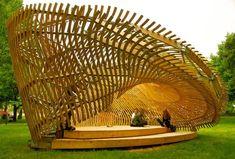 ContemPLAY Pavilion McGill Architecture #pavilionarchitecture