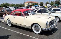 1951-1954 Ford Comète