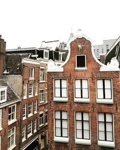View from my hotel room Girl Photography, Amsterdam, Multi Story Building, Room, Instagram, Bedroom, Rooms, Rum, Peace
